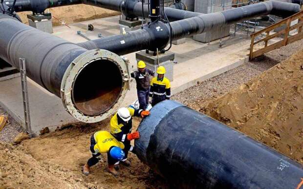"""Вашингтон анонсировал новые санкции против газопровода """"Северный поток - 2"""""""