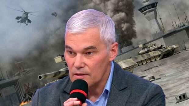 Константин Сивков: Белый дом заинтересован в обострении конфликта на Донбассе