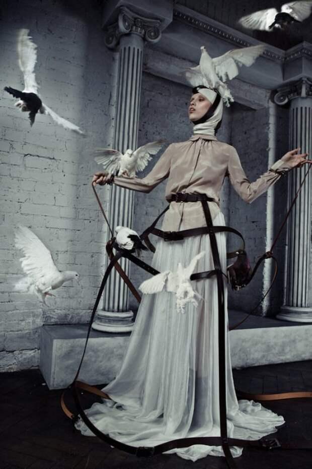 Мистика и чувственность в фотографиях Екатерины Белинской