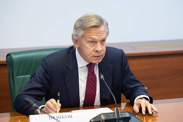 Пушков отреагировал на слова польского политика о России