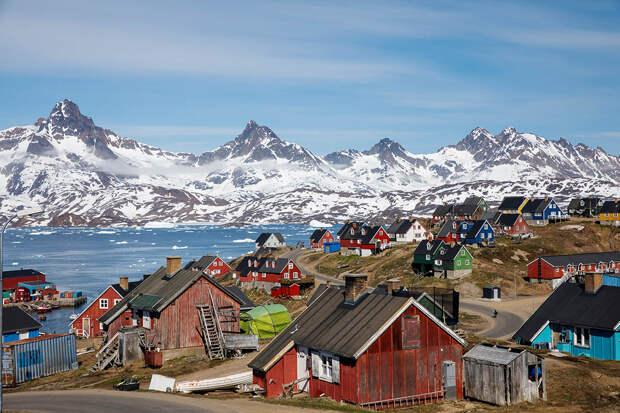 Почему Гренландия так интересует США и другие мировые державы