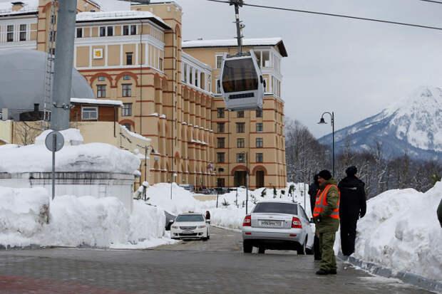 В Сочи в преддверии новогодних праздников начал работать Оперативный штаб