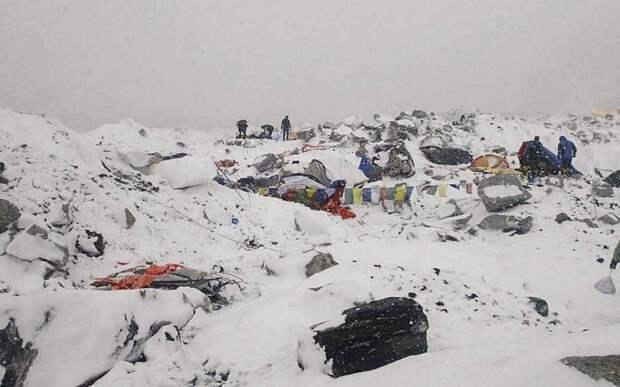 10 самых смертоносных горных вершин в мире