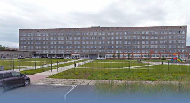 Пищеблок в детской больнице Братска отремонтируют к середине октября