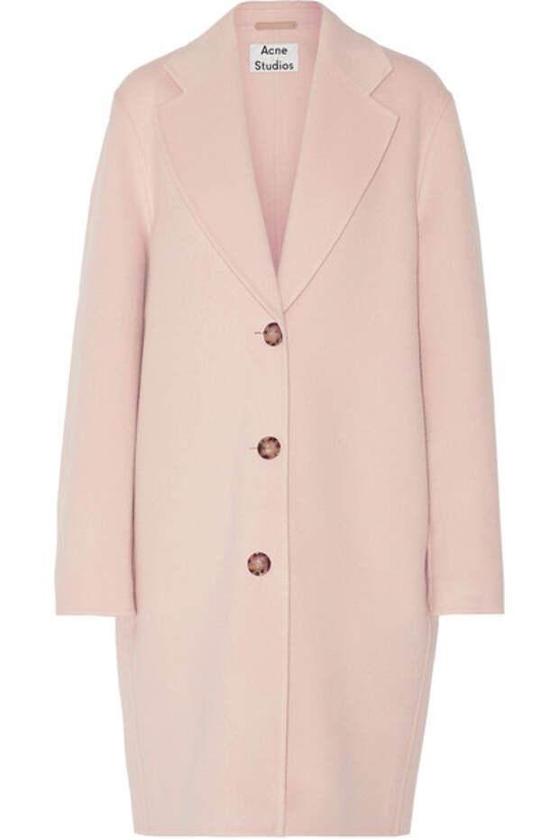 Модные пальто осень 2017 | галерея [2> фото [3]