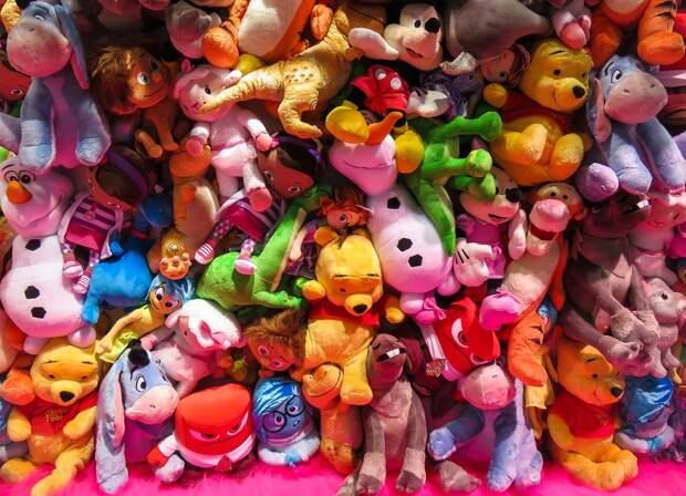 Российские дети могут остаться без дешевых игрушек из КНР