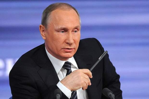 Владимир Путин связал резкое колебание цен на продукты с нестабильной ситуацией в мире