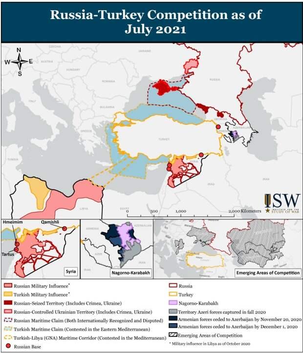 Турецкий пентагон-полумесяц, причины поражения афганской армии и почему Польша проиграет России