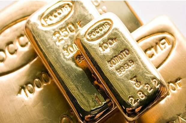 российское клеймение золота