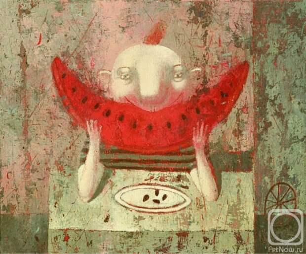 Картины современных художников, приносящие радость