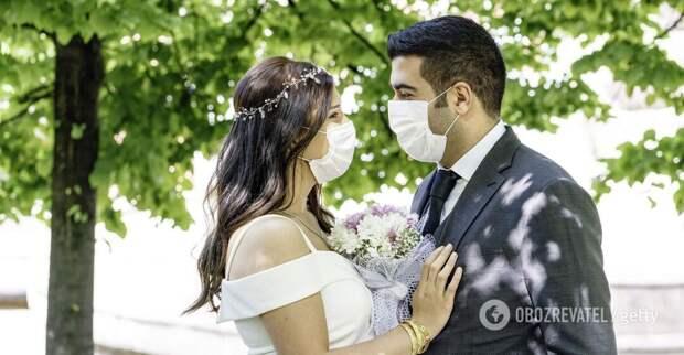 Коронавирус в США: после свадьбы умерли семь человек