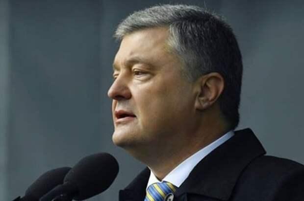 Порошенко пообещал вернуть Крым в состав Украины «сразу после выборов»