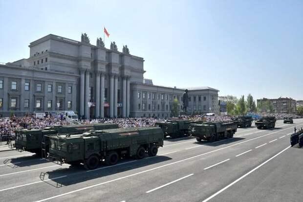 С 6 по 9 мая в Самаре пройдет выставка военной техники