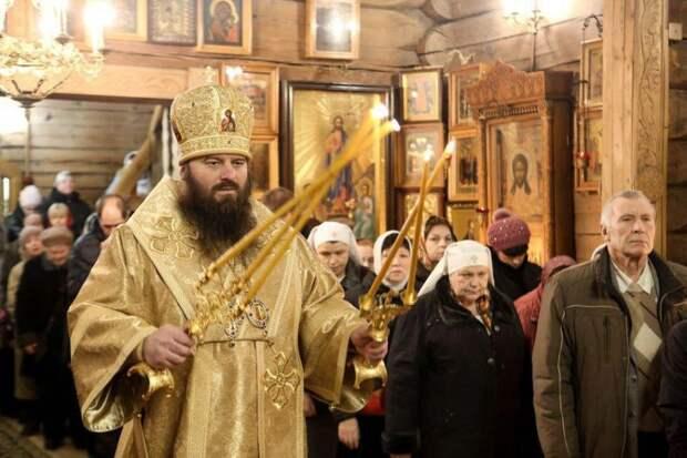 Управляющий Северным викариатством епископ Парамон назначен наместником Свято-Троицкой Сергиевой лавры