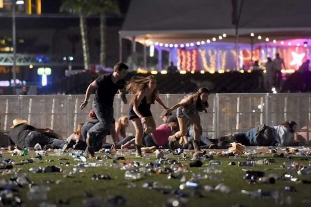 Массовые расстрелы вСША: беда неприходит одна