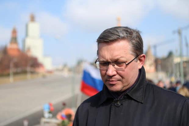 Экс-зампредседателя Госдумы Рыжкова могут арестовать на 10 суток за организацию митинга