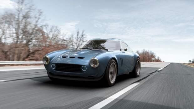 Раскрыты технические подробности нового спорткара GTO Engineering Squalo