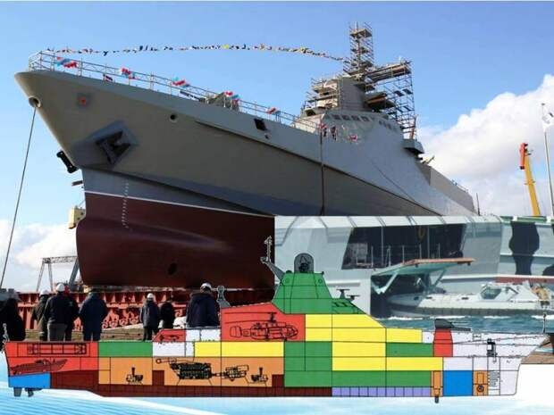 «Инновационный маразм» патрульных кораблей проекта 22160