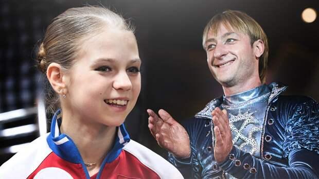 Плющенко: «Откажусь почти отвсех шоу ивыступлений, буду работать сТрусовой 24 на7»
