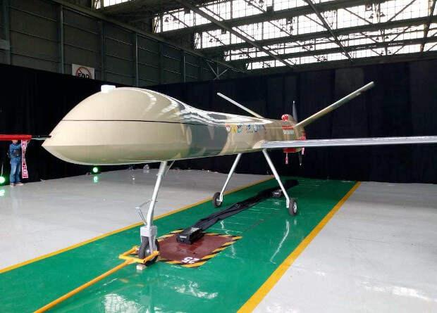 Индонезийцы показали ударный беспилотник собственной разработки