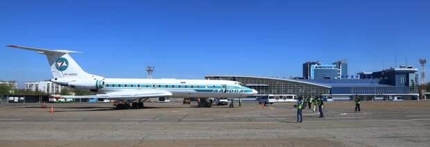 Ту-134 вылетел в свой последний рейс из Иркутска. 22 мая состоится его последний полет в России