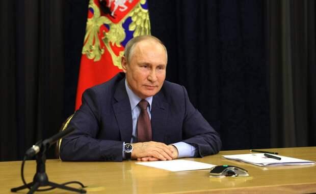 Путин объяснил, почему санкции против «Северного потока— 2» бессмысленны