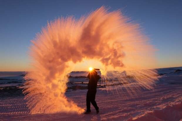 20 невероятных фотографий без грамма фотошопа