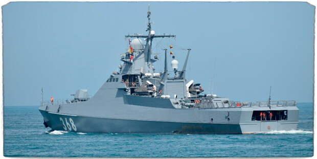 Будущее флота – корветы типа «Василий Быков» решили серьёзно модернизировать.