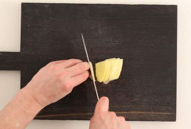 Фото приготовления рецепта: Севиче из горбуши - шаг 3
