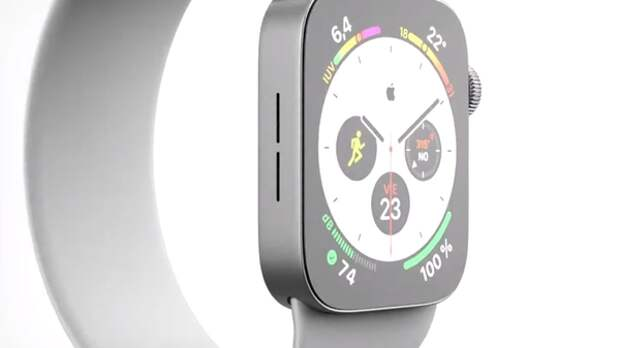 Стали известны характеристики Apple Watch Series 7