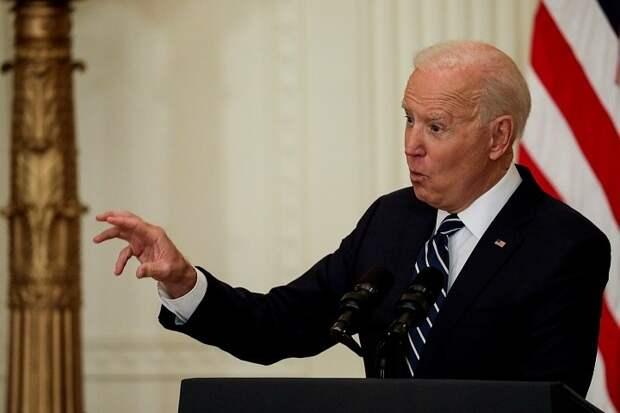 Байден на год продлил санкции против Сирии