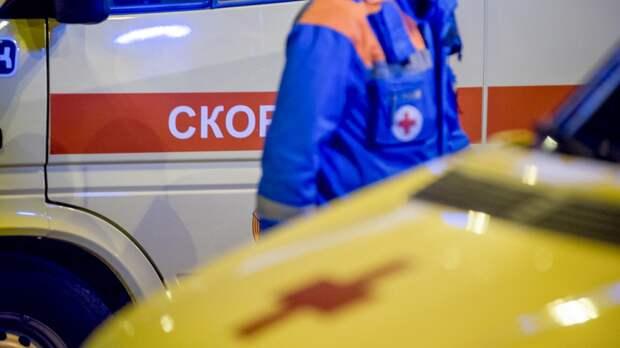 Троих человек госпитализировали после массового ДТП с грузовиками на Урале