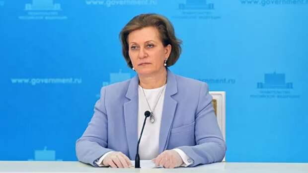 Попова рассказала, когда может закончиться пандемия коронавируса в России