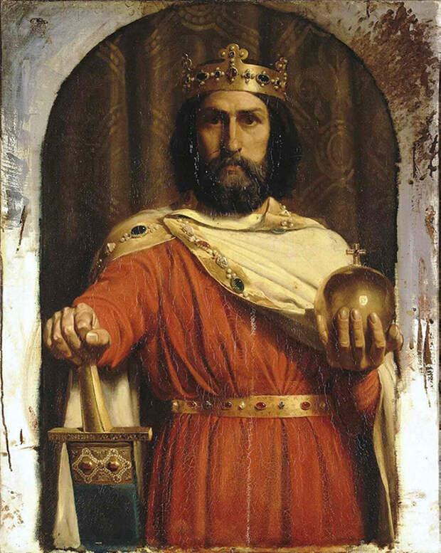 Карл Великий.