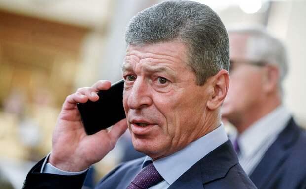 Российские паспорта будут выдавать до тех пор пока в Донбассе не наступит мир - Козак