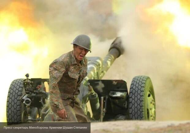 Леонков: спецназ Карабаха уничтожил в Азербайджане ракетную систему Израиля