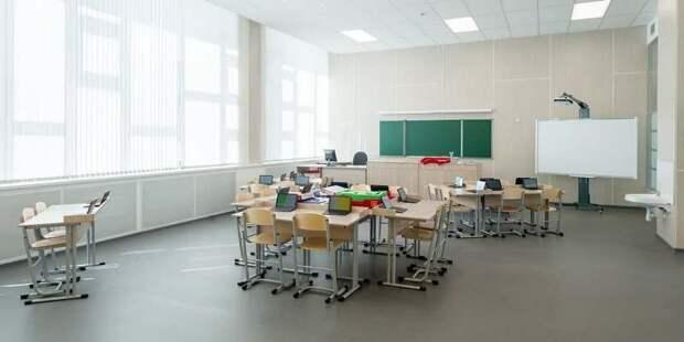 Собянин рассказал жителям ЗАО о строительстве образовательных объектов