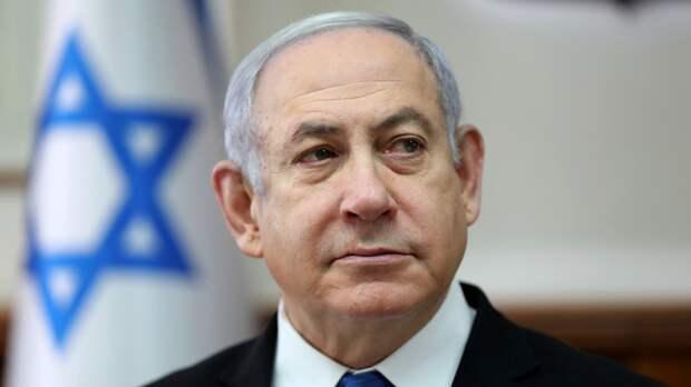Нетаньяху провёл переговоры с Байденом
