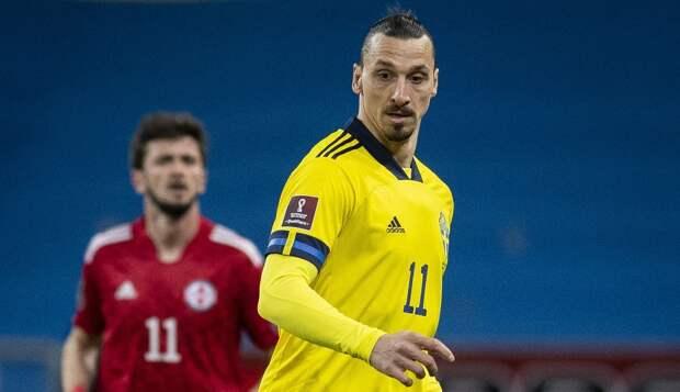 Ибрагимович пропустит три недели, но должен восстановиться к старту ЧЕ