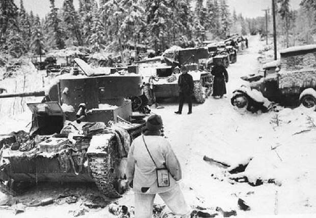 Советско-финская война 1939-1940 годов – второй акт Мировой войны
