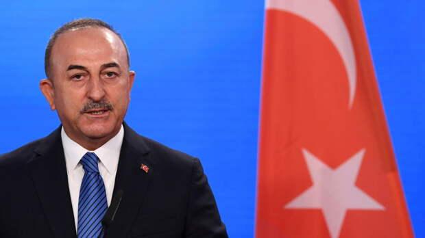 МИД Турции призвал создать механизм защиты мирных граждан Палестины