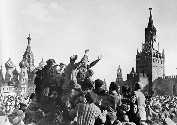 Праздник после праздника: Каким я запомнил 9 мая 1945 года