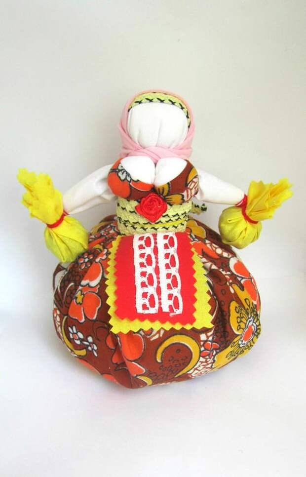 Кубышка-травница: значение куклы, технология выполнения работы и советы специалистов