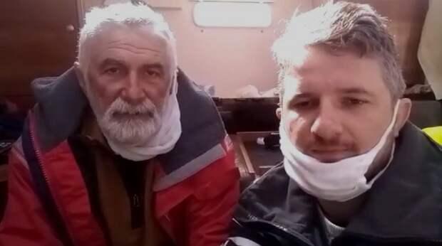 Власти Крыма помогут изолированному экипажу яхты «Варвара»