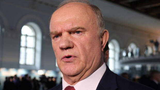 Лидер КПРФ выразил соболезнования в связи с кончиной Лигачева