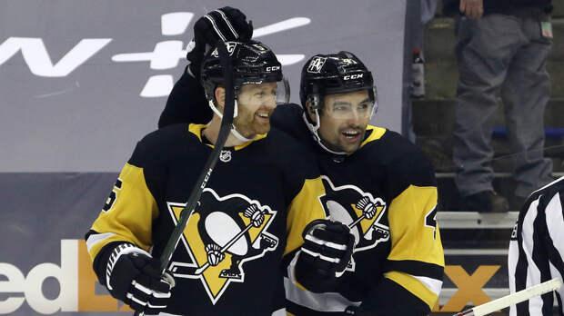 «Питтсбург» установил историческое достижение в НХЛ