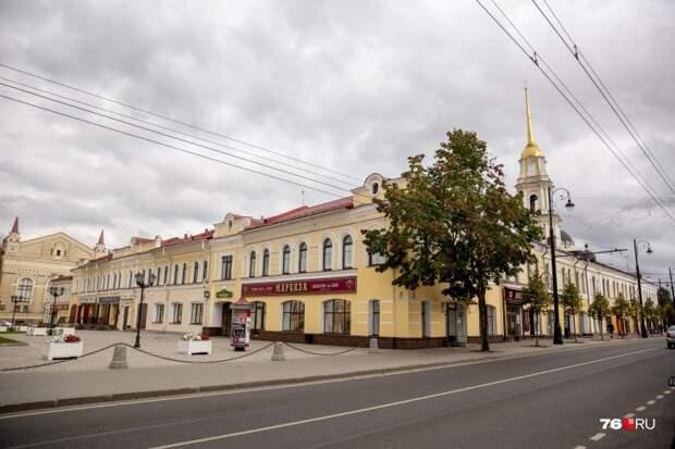 Центр Рыбинска с новыми вывесками и фонарями оценил и известный дизайнер Артемий Лебедев