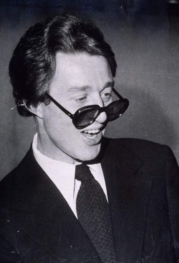 Рой Холстон, 1975