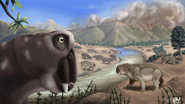 Исследователи выяснили, как протекало самое крупное вымирание на Земле