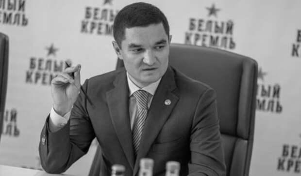 Улицу вКазани назвали вчесть Ирека Миннахметова